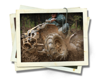 Mud Buggies and Quad Biking Amazon Events