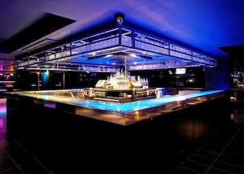 Two Course Meal, Glass of Bubbly and Nightclub Entry at Tiger Tiger by Novus Leisure in Cardiff