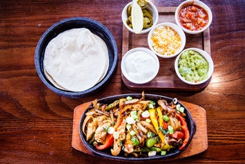 Two Course Meal and a Drink at Las Iguanas Las Iguanas