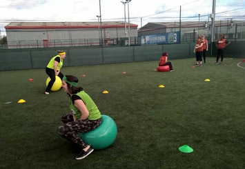 School Sports Day in Edinburgh