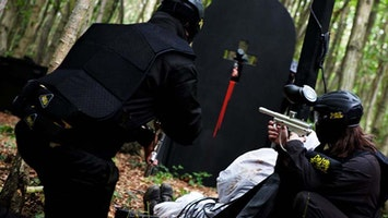 Half Day Paintballing with 100 Balls in Manchester