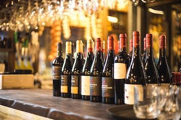 Wine Tasting by Veeno The Italian Wine Cafe in London