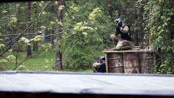 Half Day Paintballing with 100 Balls Delta Force