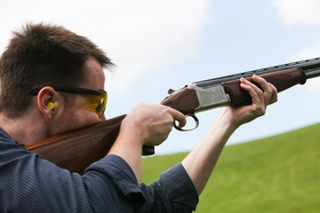 Clay Pigeon Shooting and Quad Trekking in Manchester