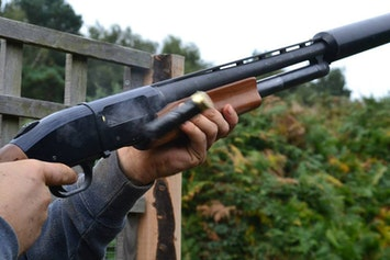 Clay Pigeon Shooting with 40 Shots Max Events