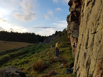 Rock Climbing Endless Adventure North East