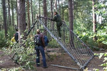 Assault Course The Adrenalin Jungle