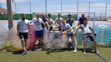 Bubble Football Ultimate Stag & Extreme Hen