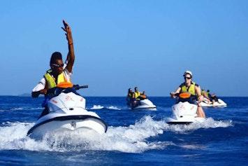 Water Sports Trio in Tenerife