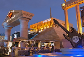 Two Course Meal at Hard Rock Café