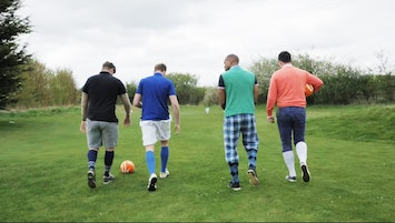 Footgolf in Cardiff