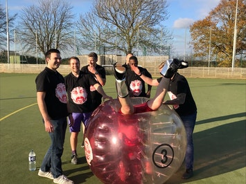 Bubble Football Xtreme Events