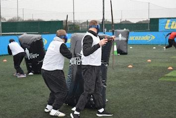 Xtreme Archery in Edinburgh