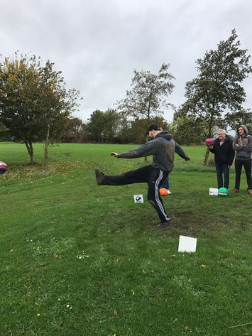 Footgolf Xtreme Events