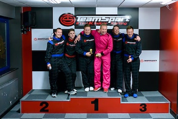 Indoor Go Karting - Open Timed Race in London