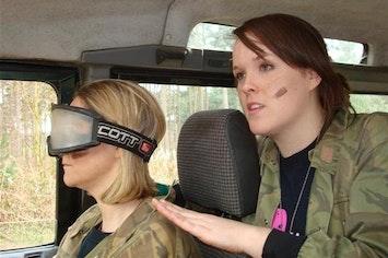 Blindfold Driving in Nottingham