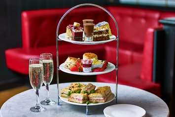 Afternoon Tea with Prosecco in Birmingham