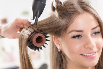 Glitz and Glam Blow Dry or Updo
