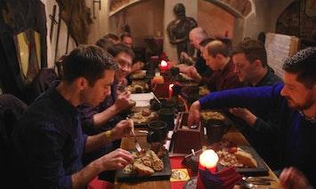 Medieval Dinner in Riga
