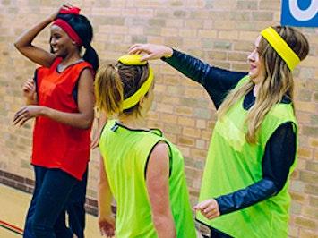 School Sports Day in London