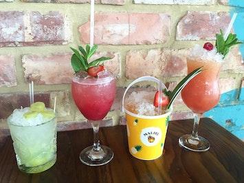 Cocktail Masterclass including Tapas