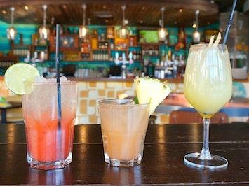 Cocktail Masterclass including Tapas Las Iguanas
