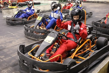 Indoor Go Karting in Barcelona