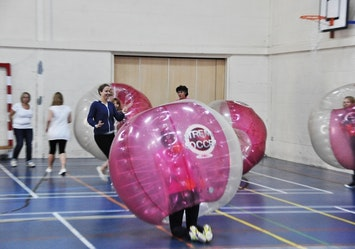 Bubble Mayhen by Xtreme Events in Glasgow