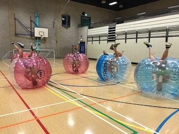 Bubble Mayhen Xtreme Events